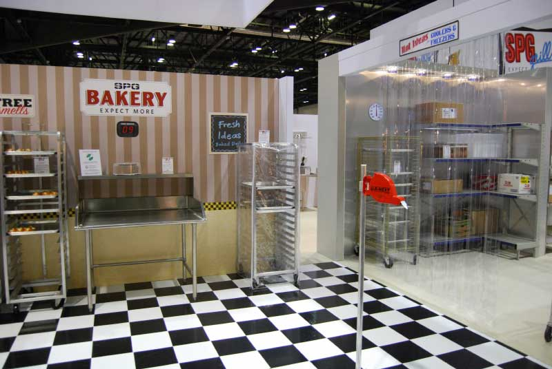 Bakery-Cooler